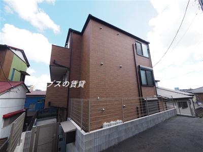 【外観】ベイルーム横浜三春台