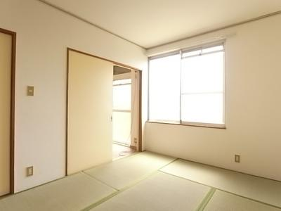 【寝室】エステートピア美屋