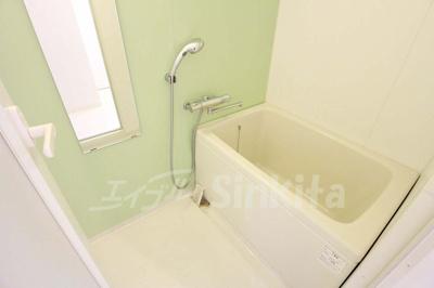 【浴室】グローバルハイツ豊中