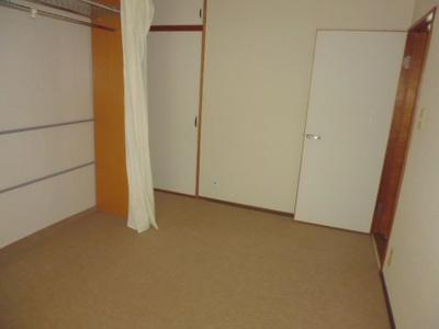 【寝室】ロイヤルコーポ