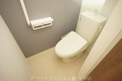 【トイレ】ビレッジヒルⅩⅢ