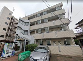 【外観】千葉市中央区稲荷町2丁目一棟マンション