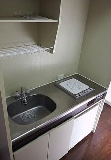 【キッチン】千葉市中央区稲荷町2丁目一棟マンション