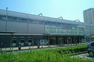 JR蒲郡駅まで1000m