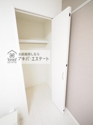 【収納】テラスルミエール青井