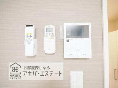 【セキュリティ】テラスルミエール青井