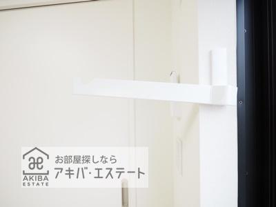 【設備】テラスルミエール青井