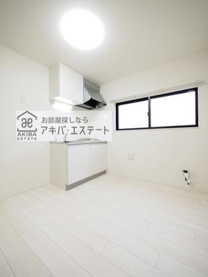 【居間・リビング】テラスルミエール青井