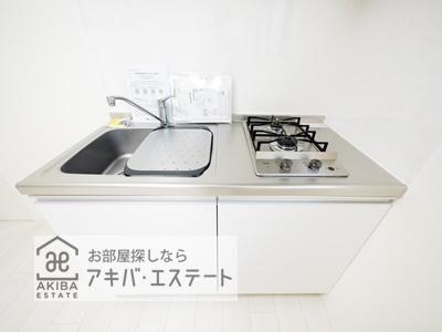 【キッチン】テラスルミエール青井