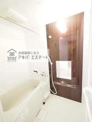 【浴室】テラスルミエール青井