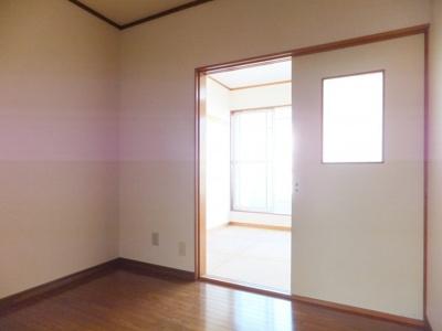 【洋室】ブルーボネット