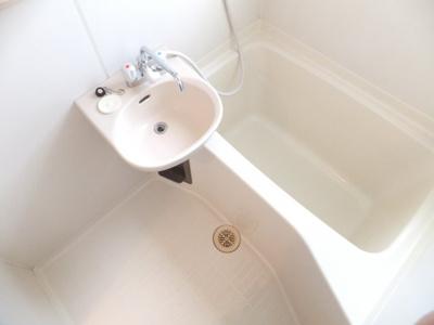 【浴室】ブルーボネット