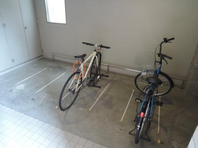 【駐車場】ウィリングハイツ