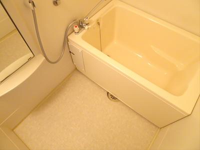 【浴室】パインフラッツ
