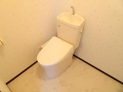 【トイレ】パインフラッツ
