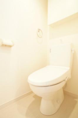 人気のバス・トイレ独立タイプのお部屋です