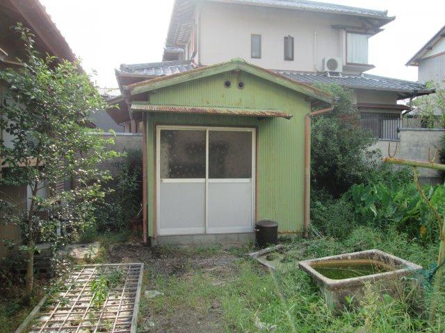 岡部町三輪 家庭菜園付き住宅