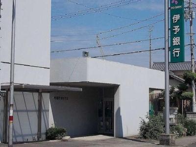 伊予銀行桜井支店様まで150m