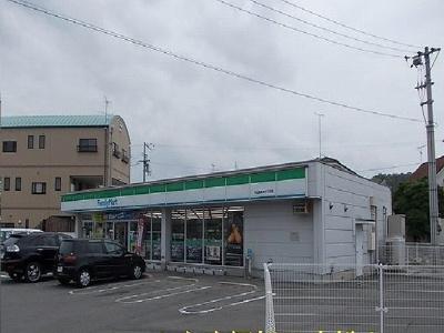 ファミリーマート今治郷桜井店まで300m