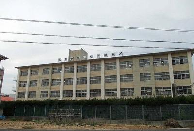 今治市立北郷中学校まで1400m