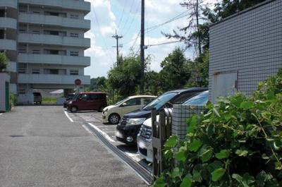 【駐車場】サンクレールヨシナガ(事務所)