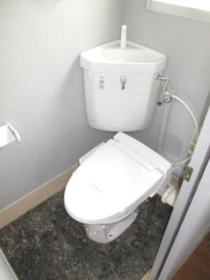 【トイレ】明舞第二団地5号棟