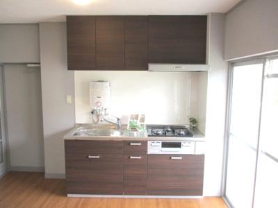 【キッチン】明舞第二団地5号棟