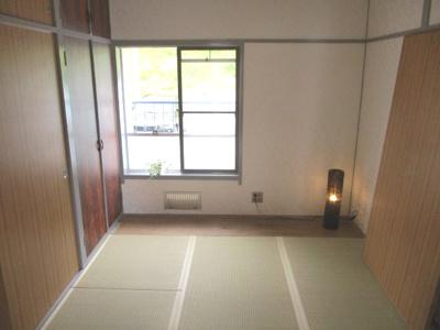 【和室】明舞第二団地5号棟