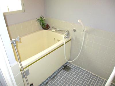 【浴室】明舞第二団地5号棟