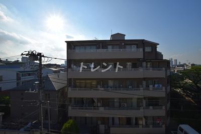 【展望】コンフォリア早稲田