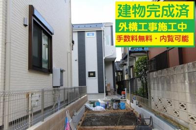【外観】MIRASUMO小平市花小金井第8期