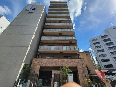 【外観】レーベスト名駅南