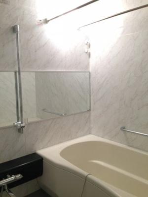 【浴室】ファミール東銀座グランスイートタワー