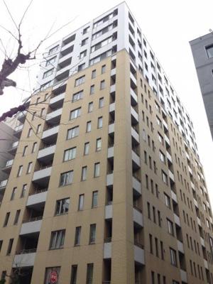 【外観】ファミール東銀座グランスイートタワー