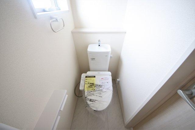 1号棟 トイレです