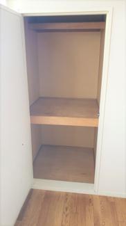 十分な収納スペースがあります。レーベンハイム