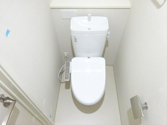 【トイレ】ザ・パークメゾン永福町A棟