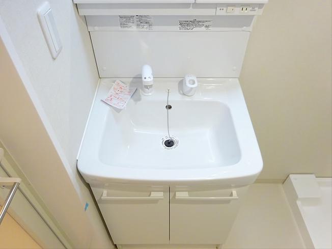 【洗面所】ザ・パークメゾン永福町A棟