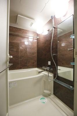 【浴室】ハーモニーレジデンス日本橋イースト