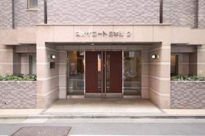 【エントランス】スカイコート日本橋第2