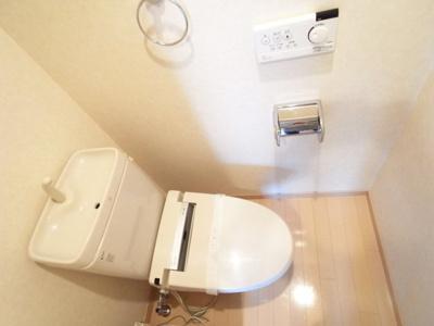 【トイレ】プレール・ドゥーク八丁堀