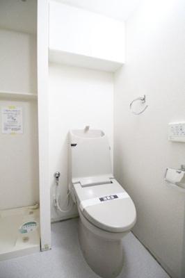 【トイレ】ドルチェ日本橋浜町・弐番館