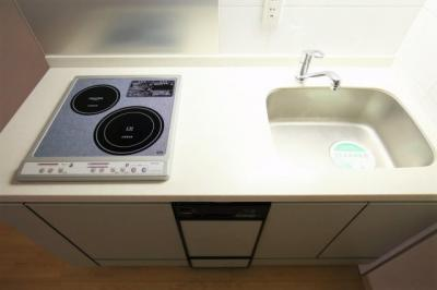 【キッチン】ブロードシティ東京
