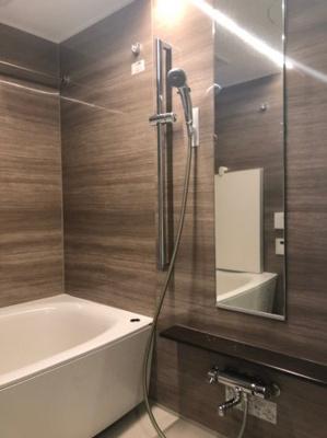 【浴室】イニシア築地