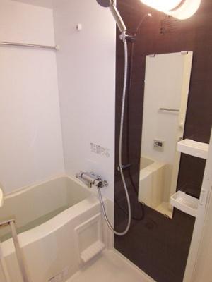 【浴室】ブレシア日本橋蛎殻町