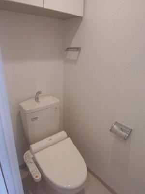 【トイレ】ブレシア日本橋蛎殻町
