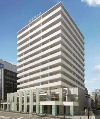 【外観】六本木デュープレックスタワー
