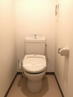 【トイレ】パティオ赤坂