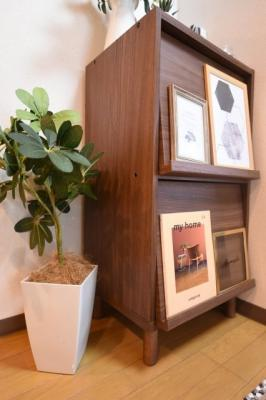 小物※室内設置の家具・小物はイメージです。※