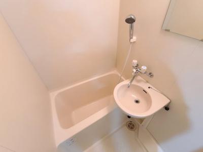 【浴室】スカイコート麻布十番